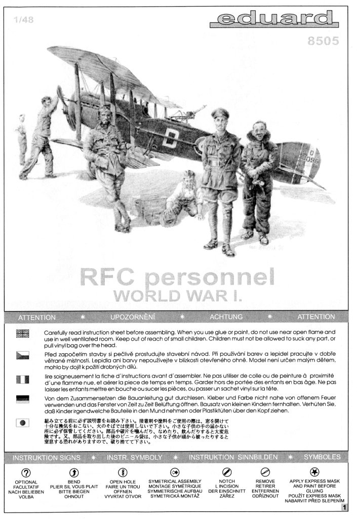 scan_020 Eduard - RFC Personnel - 1/48 --- #8505