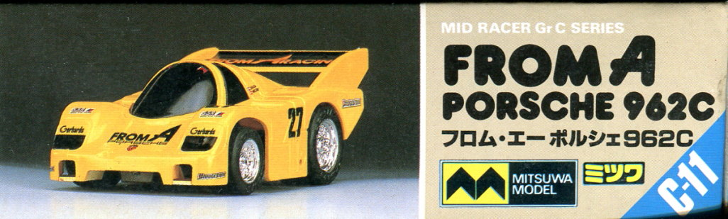962_Egg_12 Porsche 962 C - Mitsuwa Model - 1:irgendwas