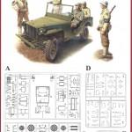 Anleitung12-150x150 Miniart U.S. 4x4 Truck Bantam 40 BRC w/Crew 1:35