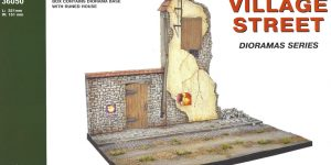 Miniart French Village Street 1:35 (36050)