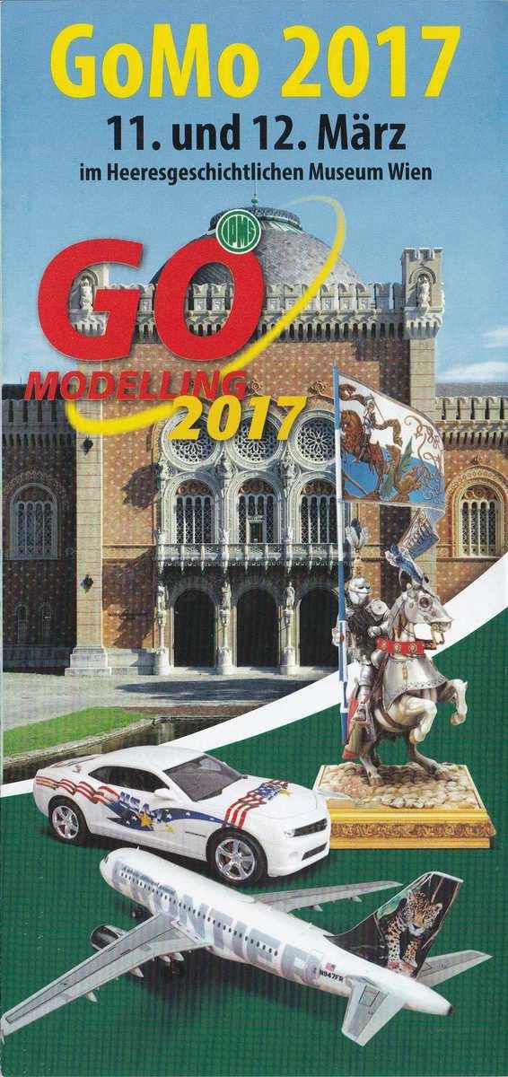GO-Modelling-2017-1 Go Modelling am 12./13. März in Wien