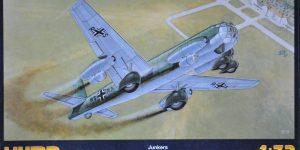 Legenden des Modellbaus – heute: HUMA Junkers Ju 287