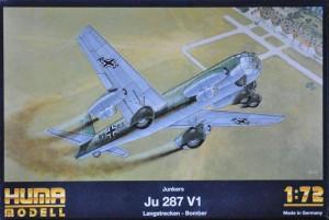 HUMA-Junkers-Ju-287-4-300x201 Legenden des Modellbaus - heute: HUMA Junkers Ju 287