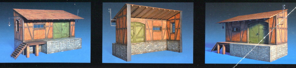 Miniart_Goods_Shed_21 MiniArt - Goods Shed - 1/35 --- #35554