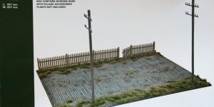 MiniArt – Village Road Section – 1/35 — #36042