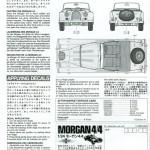 Morgan_4x4_10-150x150 Tamiya - Morgan 4/4 - 1/24 --- #24170