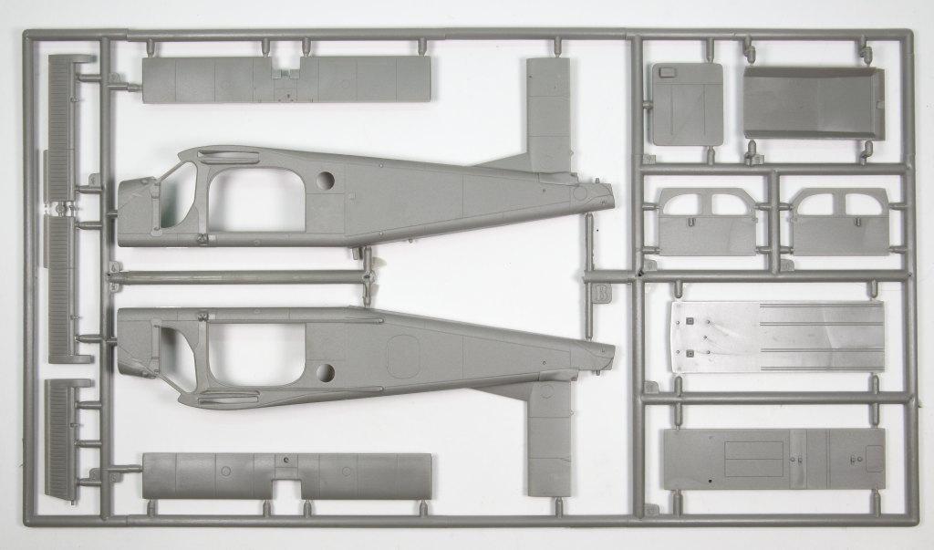 Pilatus_12 Pilatus PC-6 B2/H4 Floatplane - RODEN - 1/48 --- #445