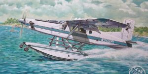 Pilatus PC-6 B2/H4 Floatplane – RODEN – 1/48 — #445