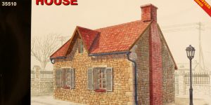 French Village House – Miniart 35510 1:35