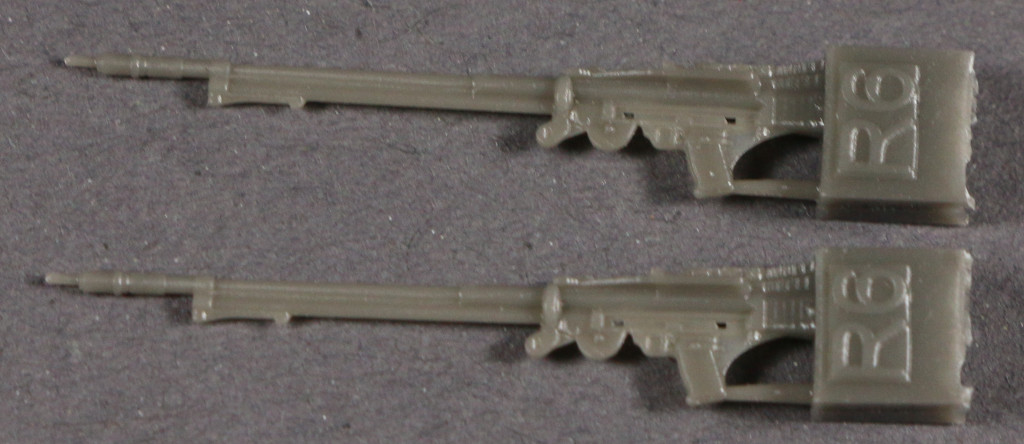 54 Lewis Mk. III WW1 gun Eduard 648 205 1:48