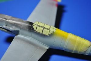 AZ-model-7021-Bf-109G-Masken-in-situ-3-300x201 Cockpit- und Rädermasken für die Bf 109G von AZ Model (1:72)