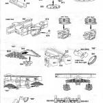 Anleitung06-150x150 US Diamond T 968A Cargo Truck Hard Top Cab - Mirror Models 35803 1:35