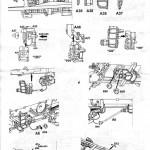 Anleitung08-150x150 US Diamond T 968A Cargo Truck Hard Top Cab - Mirror Models 35803 1:35