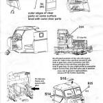 Anleitung11-150x150 US Diamond T 968A Cargo Truck Hard Top Cab - Mirror Models 35803 1:35