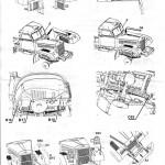 Anleitung12-150x150 US Diamond T 968A Cargo Truck Hard Top Cab - Mirror Models 35803 1:35
