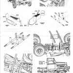 Anleitung13-150x150 US Diamond T 968A Cargo Truck Hard Top Cab - Mirror Models 35803 1:35
