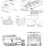 Anleitung15-150x150 US Diamond T 968A Cargo Truck Hard Top Cab - Mirror Models 35803 1:35