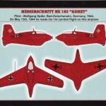 Armory-Me-163-1zu144-6-150x150 Messerschmitt Me 163 im Maßstab 1:144 (Armory AR 14504)
