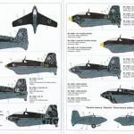 Armory-Me-163-1zu144-7-150x150 Messerschmitt Me 163 im Maßstab 1:144 (Armory AR 14504)