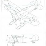 Eduard_Gladiator_20-150x150 Gloster Gladiator - Eduard - 1/48 --- incl. Walkaround!