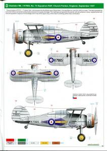 Eduard_Gladiator_24-212x300 Gloster Gladiator - Eduard - 1/48 --- incl. Walkaround!