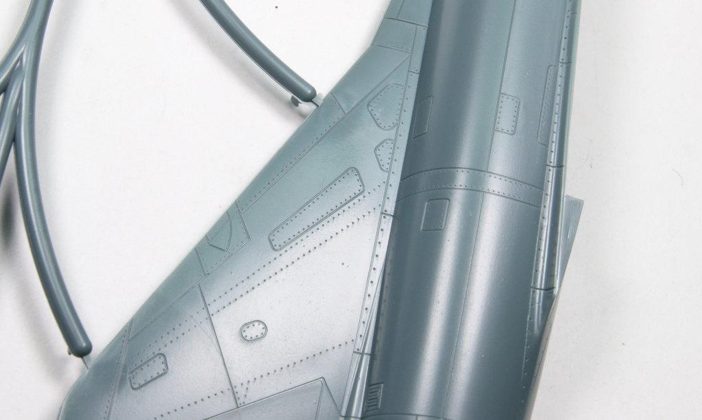 Eduard_MirageIIIC_14 Mirage IIIC - Eduard Weekend Edition - 1/48 --- #8496