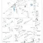 Eduard_MirageIIIC_24-150x150 Mirage IIIC - Eduard Weekend Edition - 1/48 --- #8496