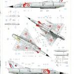 Eduard_MirageIIIC_25-150x150 Mirage IIIC - Eduard Weekend Edition - 1/48 --- #8496