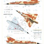 Eduard_MirageIIIC_26-150x150 Mirage IIIC - Eduard Weekend Edition - 1/48 --- #8496