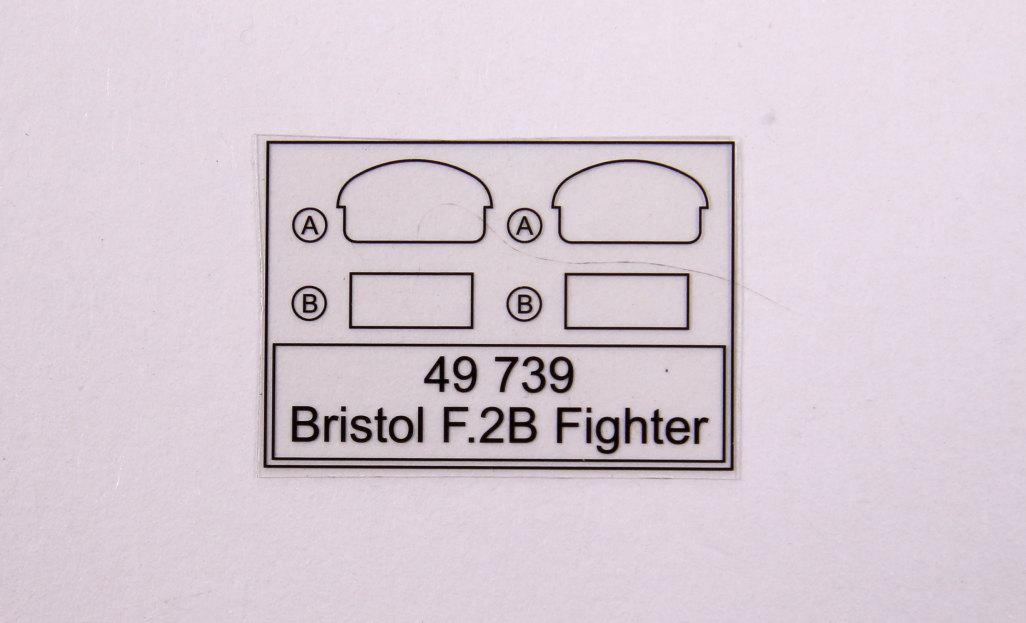Eduard_Revell_Bristol_Upgrade_03 Upgrade Set für Bristol F2B von Revell - Eduard - 1/48 --- #49739