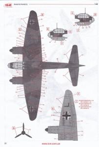 ICM-48232-Ju-88-A-5-7-203x300 Die brandneue Ju 88 A-5 von ICM im Maßstab 1:48
