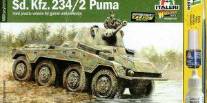 """Der 28mm """"Puma"""" von Italeri (1:56)"""