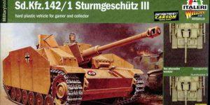 Das 28mm StuG III von Italeri (1:56)