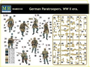 MasterBox-German-Fallschirmjäger-2-300x222 Neue MasterBox-Figurensets angekündigt!