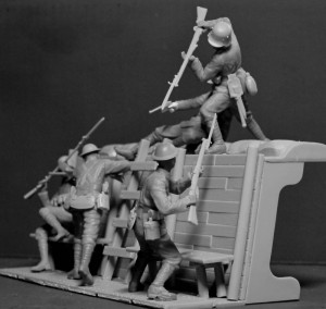 MasterBox-Hand-to-Hand-Fight-WWI-3-300x284 MasterBox Hand-to-Hand-Fight WWI (3)