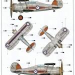 Merit-64803-Gloster-Gladiator-26-150x150 Die neue Gloster Gladiator Mk. I von Merit im Maßstab 1:48