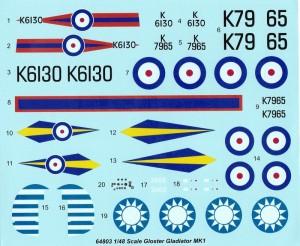 Merit-64803-Gloster-Gladiator-29-300x246 Die neue Gloster Gladiator Mk. I von Merit im Maßstab 1:48
