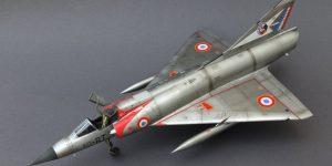 Galerie – Mirage IIIC – Eduard 1/48