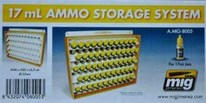 17ml Storage System von Ammo MIG