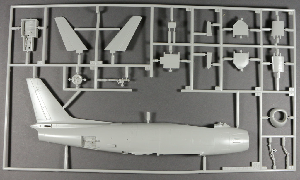 2-5 Ultimate Sabre Eduard 1/48 (1163)