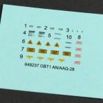 3-4-150x150 AN/AAQ-28 (V) Litening pod Eduard 1:48 (648 237)