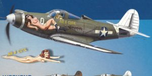 """P-400 """"Air a Cutie"""" Weekend Edition Eduard 1:48 (8472)"""