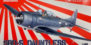SBD-5 Dauntless Eduard 1:48 (1165)