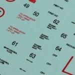 """Decal-1-150x150 P-400 """"Air a Cutie"""" Weekend Edition Eduard 1:48 (8472)"""