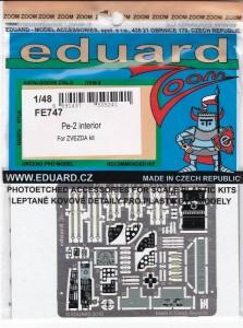 Eduard-FE-747-Pe-2-interior-ZOOM-223x300 Eduard Zubehör für die Petljakov Pe-2 von Zvezda (1:48)
