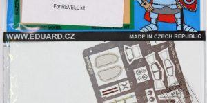 Eduard – Upgrade Set Revell Spad XIII – 1/48 — 49748