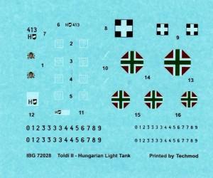 IBG-72028-Toldi-II-11-300x250 ungarischer Panzer TOLDI II von IBG (1:72)