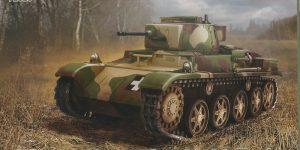 ungarischer Panzer TOLDI II von IBG (1:72)