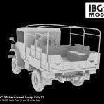 IBG-Chevrolet-C15A-Lorry-4-150x150 Neuheiten von der Spielwarenmesse: IBGs Chevrolet C15A (1:35)