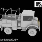 IBG-Chevrolet-C15A-Lorry-6-150x150 Neuheiten von der Spielwarenmesse: IBGs Chevrolet C15A (1:35)